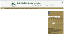 Preview of oakvillehort.org